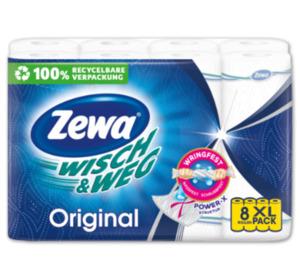 ZEWA Wisch & Weg Original Küchenrolle