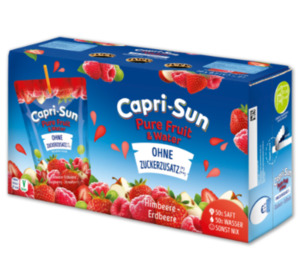 CAPRI-SUN Pure Fruit and Water
