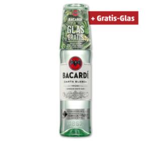 BACARDÍ Carta Blanca Weißer Rum