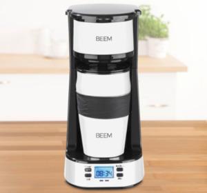 BEEM Single-Kaffeemaschine THERMO2GO