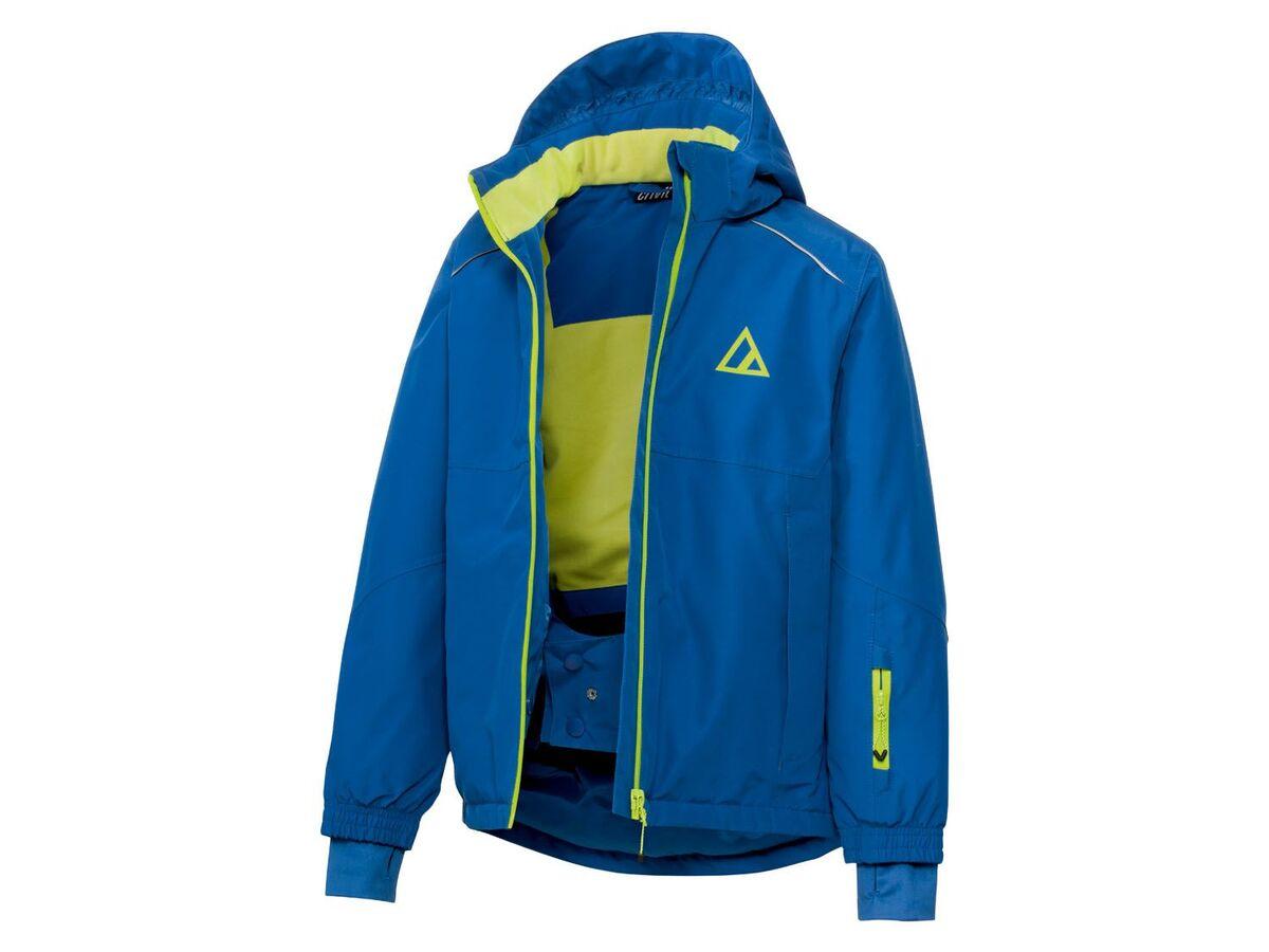 Bild 4 von CRIVIT® Skijacke Jungen, mit Skipasstasche, wasserdicht