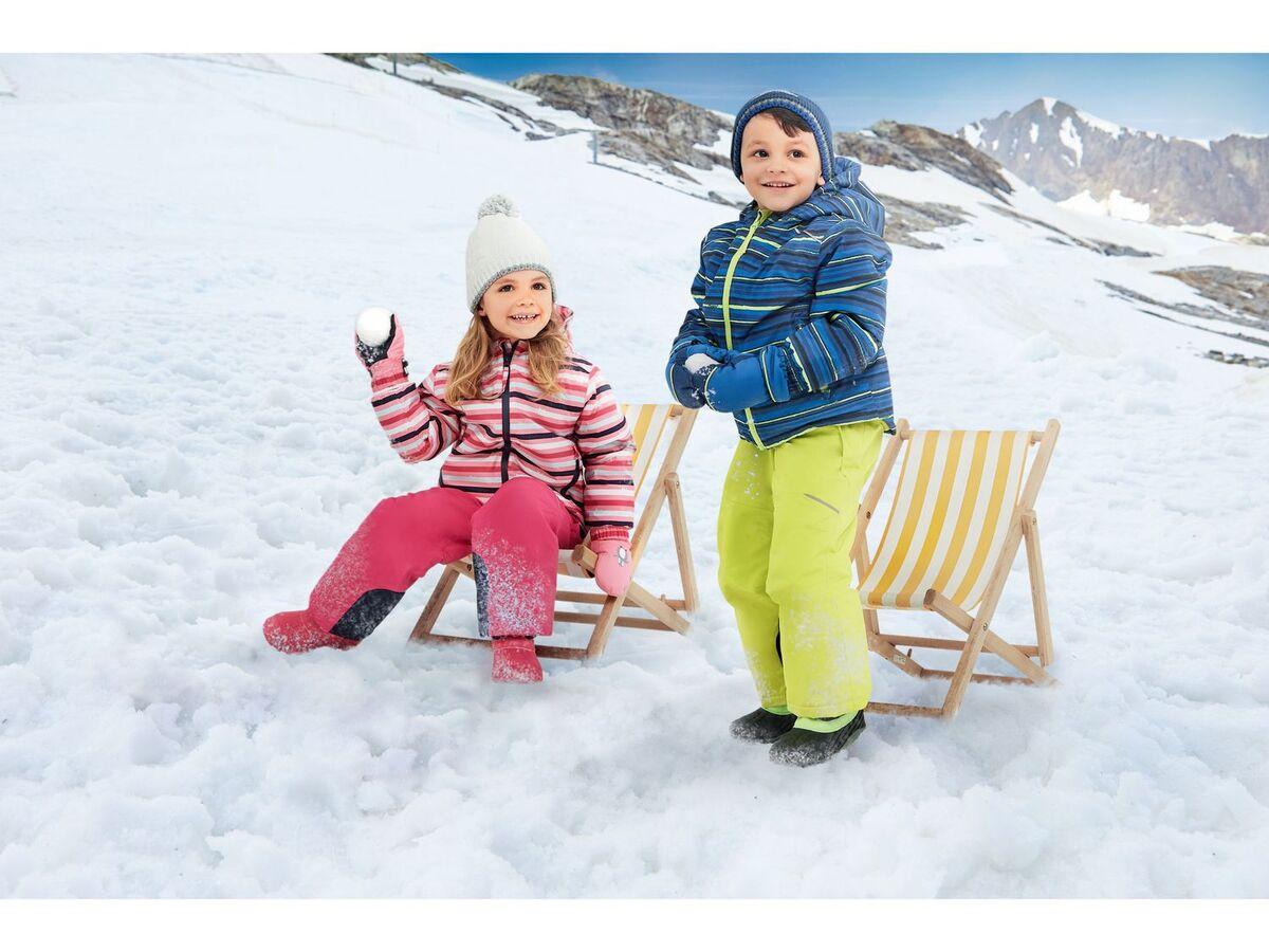 Bild 4 von CRIVIT® Kleinkinder Skijacke Mädchen, mit umweltfreundlicher Imprägnierung