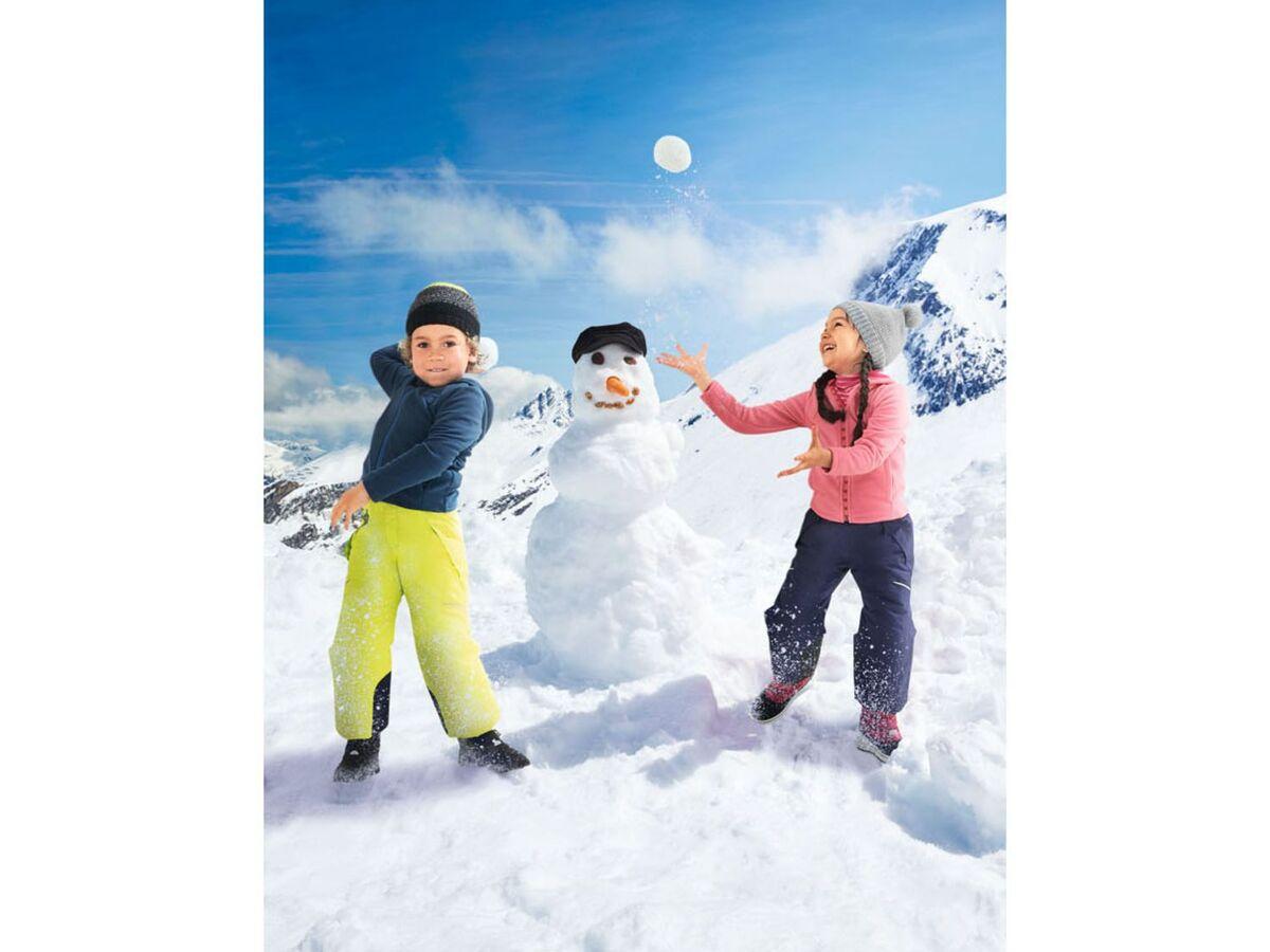 Bild 4 von LUPILU® Kleinkinder Sportmütze Mädchen, mit Fleecefutter