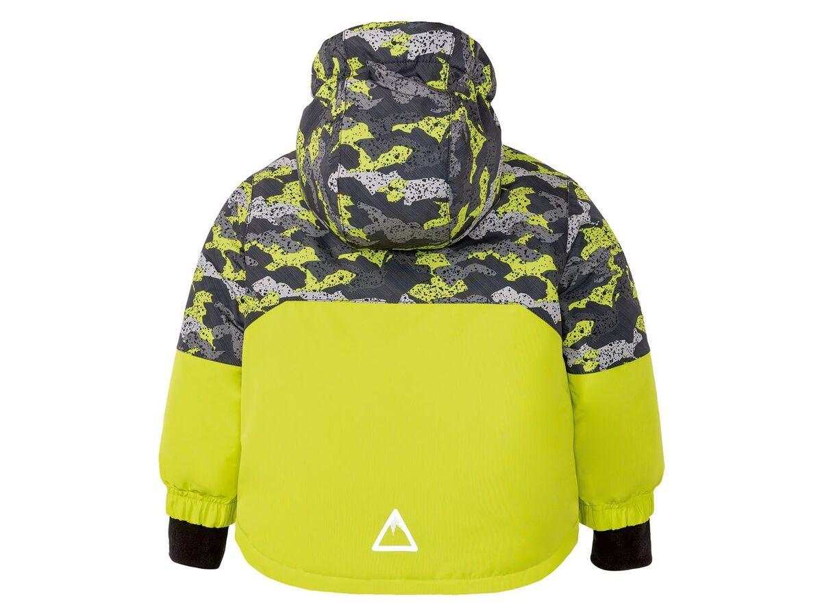 Bild 3 von CRIVIT® Kleinkinder Skijacke Jungen, wasserdicht