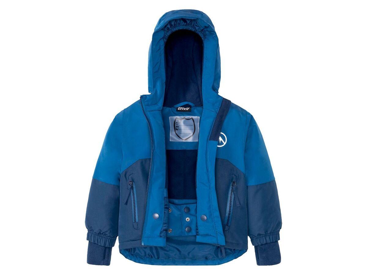 Bild 5 von CRIVIT® Kleinkinder Skijacke Jungen, wasserdicht