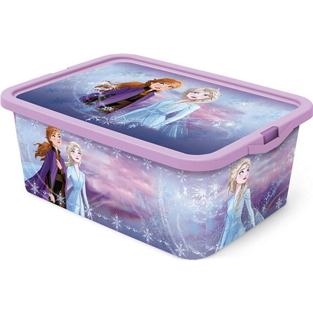 Bild 1 von Mickey/Minnie Aufbewahrungsbox 13L - Frozen 2