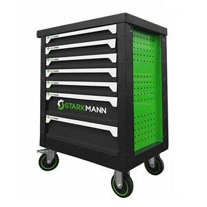 Starkmann Blackline Premium Werkzeugwagen 599 tlg.