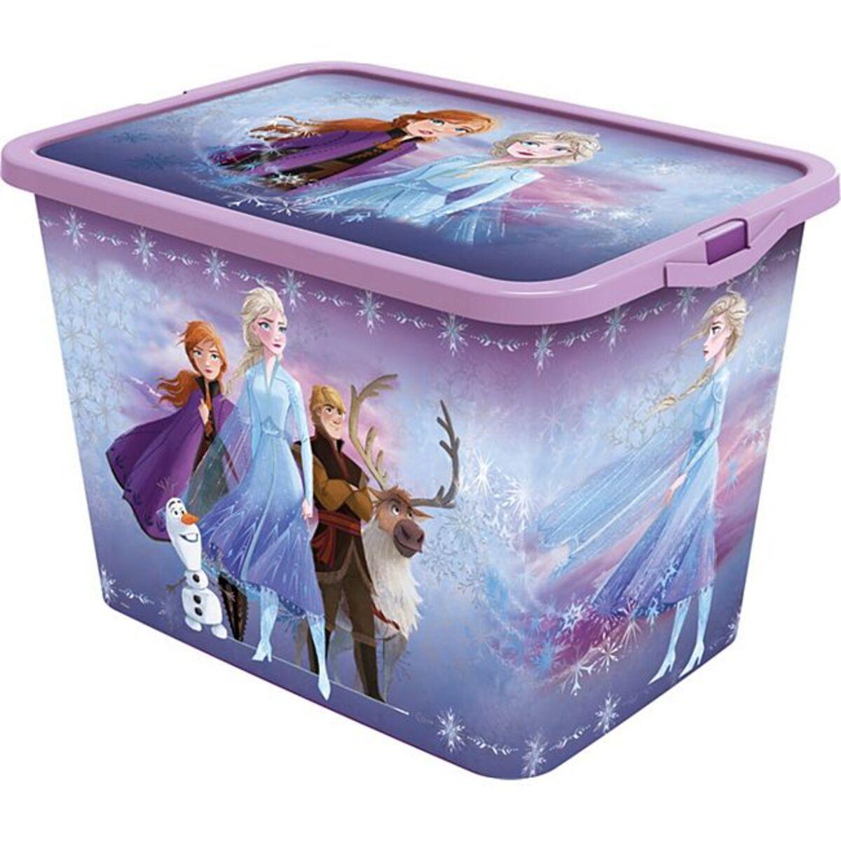 Bild 1 von Mickey/Minnie Aufbewahrungsbox 23L - Frozen 2