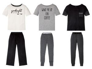 ESMARA® Lingerie Pyjama Damen, aus Viskose und Elasthan