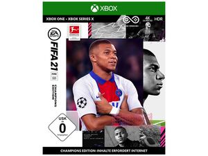 Electronic Arts FIFA 21 CHAMPIONS EDITION - Xbox One
