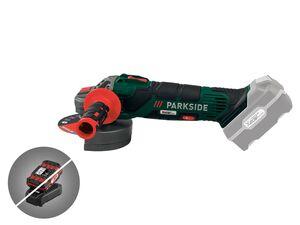 PARKSIDE® Akku-Winkelschleifer ohne Akku und Ladegerät PWSA 20-Li B3
