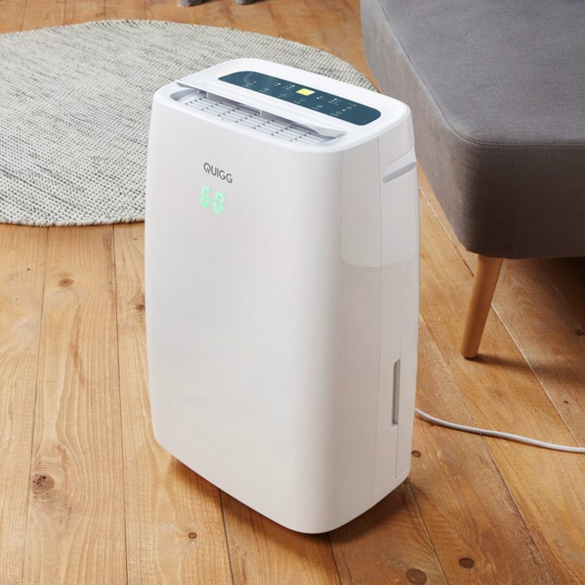 Bild 4 von QUIGG     Luftentfeuchter