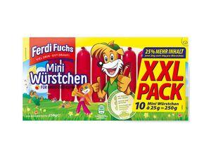 Ferdi Fuchs Mini-Würstchen XXL-Packung