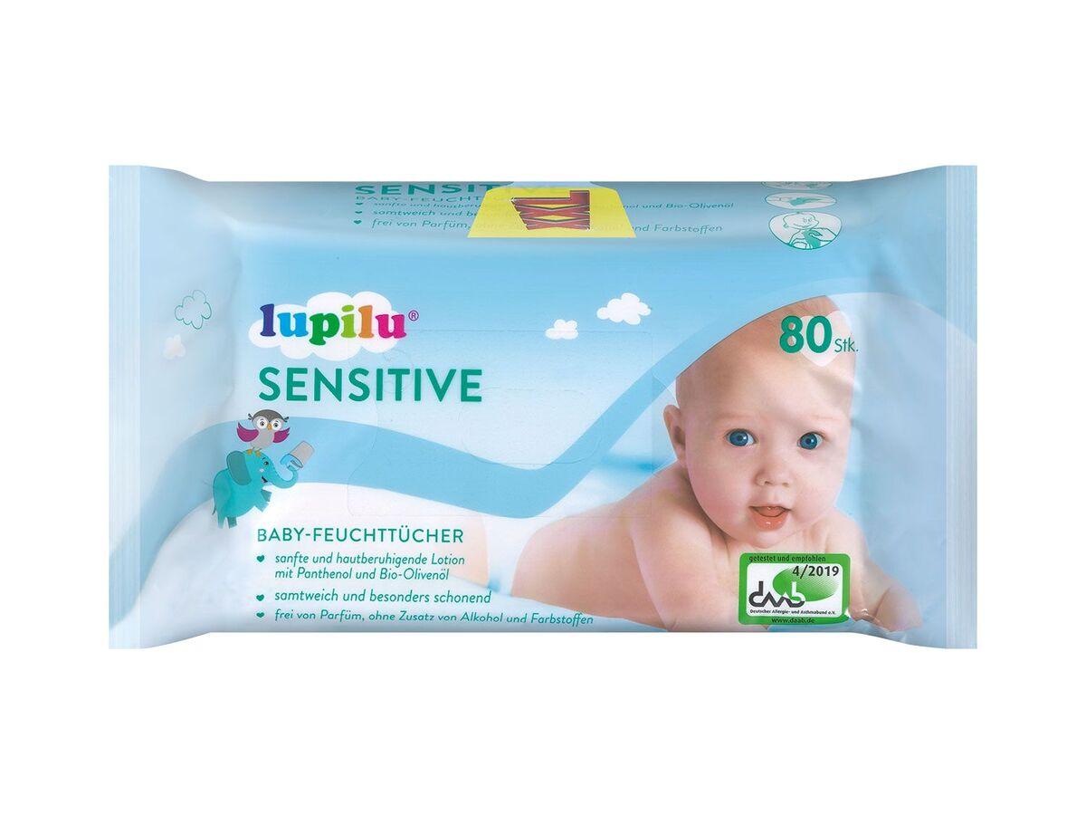 Bild 3 von Babyfeuchttücher