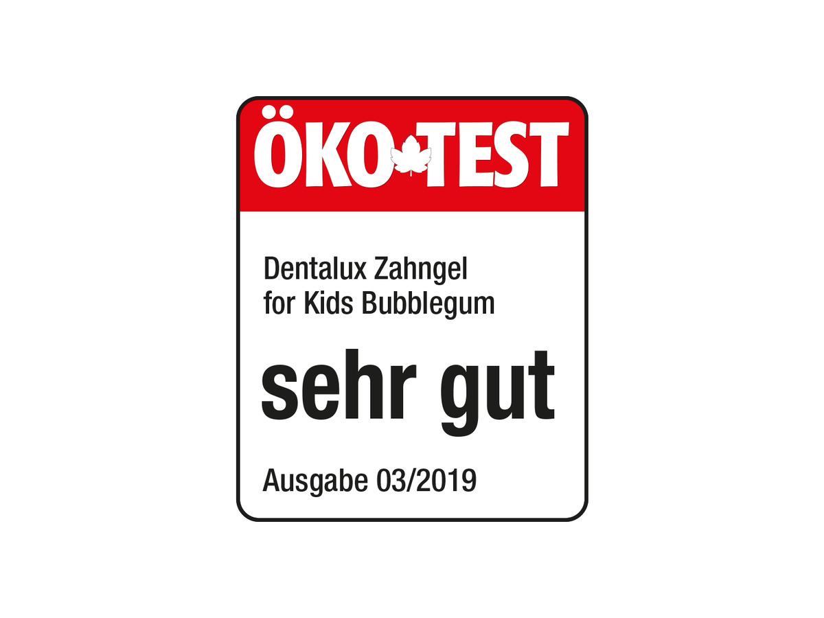 Bild 2 von Dentalux Zahngel for Kids