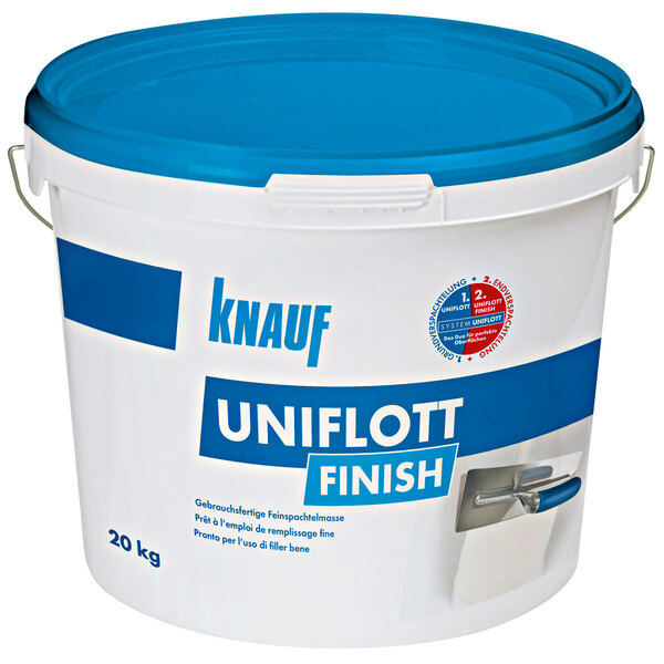 "Knauf Insulation              Spachtelmasse ""Uniflott Finish"", 20kg"