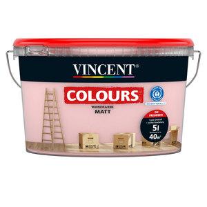 """Vincent              Colours """"Pure"""", 5 L"""