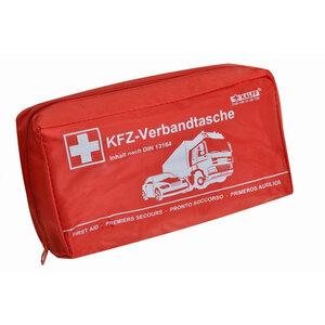 """KFZ-Verbandtasche """"Standard"""", rot"""