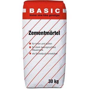 Basic              Zementmörtel, 30 kg