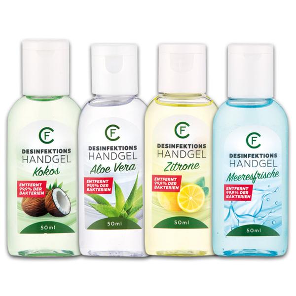 CF Cosmetica Fanatica Desinfektions-Handgel