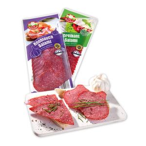 Gut Bartenhof Knoblauch-/ Dreikant-Salami