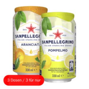 Sanpellegrino Limonaden