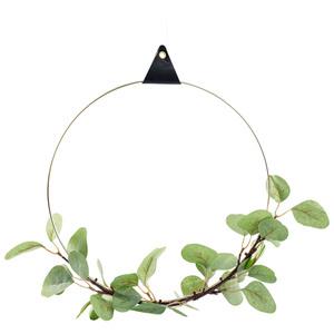 Dekoring mit Blättern ODD (Kunstpflanze, Ø 30 cm)
