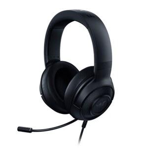 Razer Kraken X 7.1 Multiplattform-Gaming-Headset, kabelgebunden
