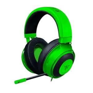 Razer Kraken Multiplattform-Gaming-Headset, kabelgebunden grün