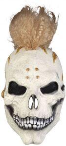 Maske - Irokesen-Totenkopf - für Erwachsene