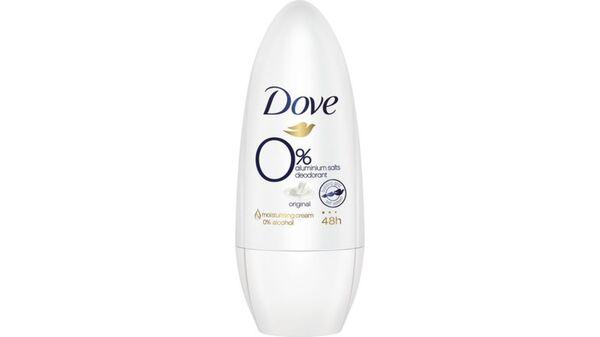 Dove Deo Roll-On Original ohne Aluminium