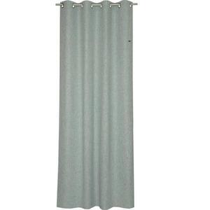 Esprit ÖSENSCHAL 140/250 cm , E-Harp , Grau , Textil , Uni , 140x250 cm , 003021046406
