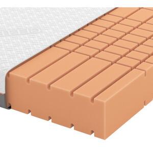 Schlaraffia Gelschaummatratze quantum 180 roll-pack 100/200 cm , Quantum 180 , Weiß , Textil , H2=mittel bis ca.80kg , 100x200 cm , Doppeltuch , Härtegradauswahl, Über- und Sondergrößen erhältl
