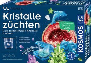 Kristalle züchten - Experimentierkasten