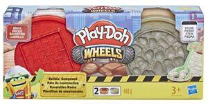 Play-Doh Wheels - Baustelle - Knetset