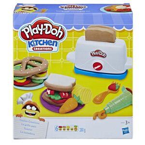 Play Doh Kitchen - Toaster - Knetset
