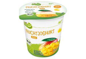 Bio-Fruchtjoghurt