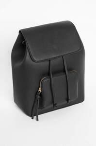 Rucksack in Leder-Optik