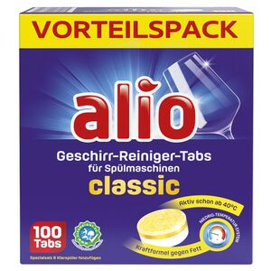 alio Geschirr-Reiniger-Tabs 1,2kg