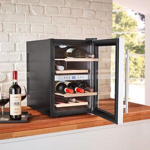 Weintemperierschrank 12 Flaschen MD374501