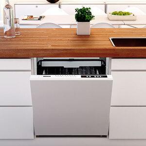 Geschirrspülmaschine vollintegriert1