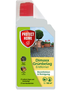 DimaXX Grünbelag-Entferner Konzentrat Protect Home