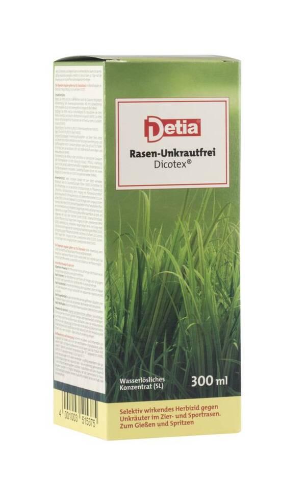 Rasen-Unkrautfrei Dicotex 300 ml Detia