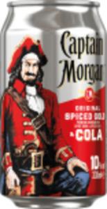 Captain Morgan Dosen