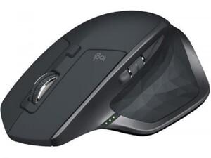 Logitech Maus MX Master 2s ,  Bluetooth, kabellos, grafit