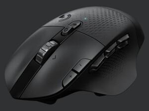 Logitech Maus G604 Lightspeed ,  Kabellos, Bluetooth, schwarz