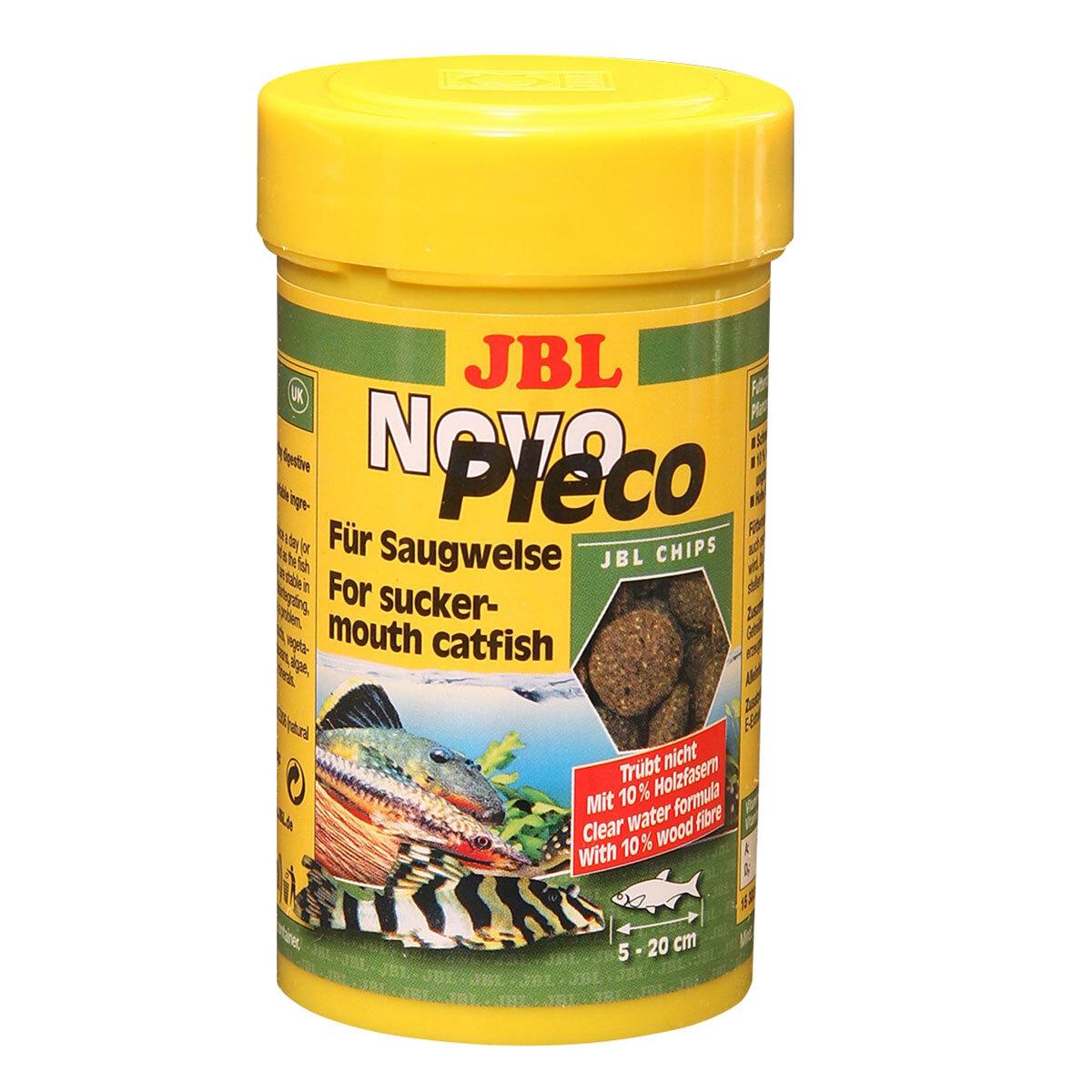 Bild 1 von JBL NovoPleco Chips 250ml