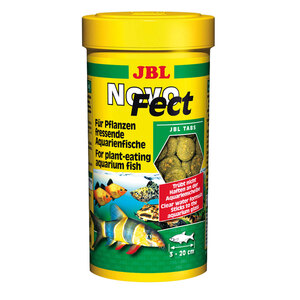 JBL Tablettenfutter NovoFect 400 Tabletten 250ml