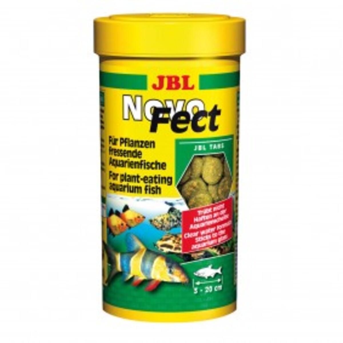 Bild 4 von JBL Tablettenfutter NovoFect 400 Tabletten 250ml