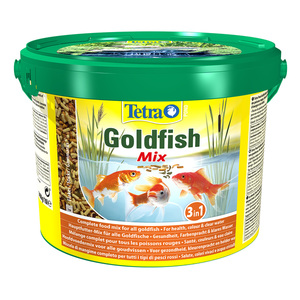 Tetra Pond Goldfish Mix 10L